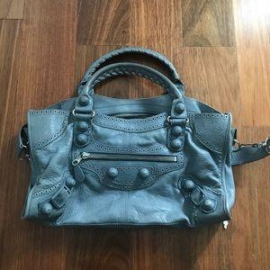 Balenciaga Part-Time Bag in grey